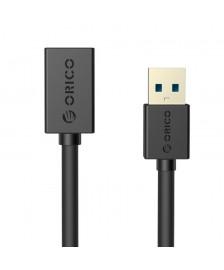 Orico USB3.0 AM to AF 5 Ft / 1,5M Καλώδιο Επέκτασης USB - Μαύρο (CER3-15-BK)