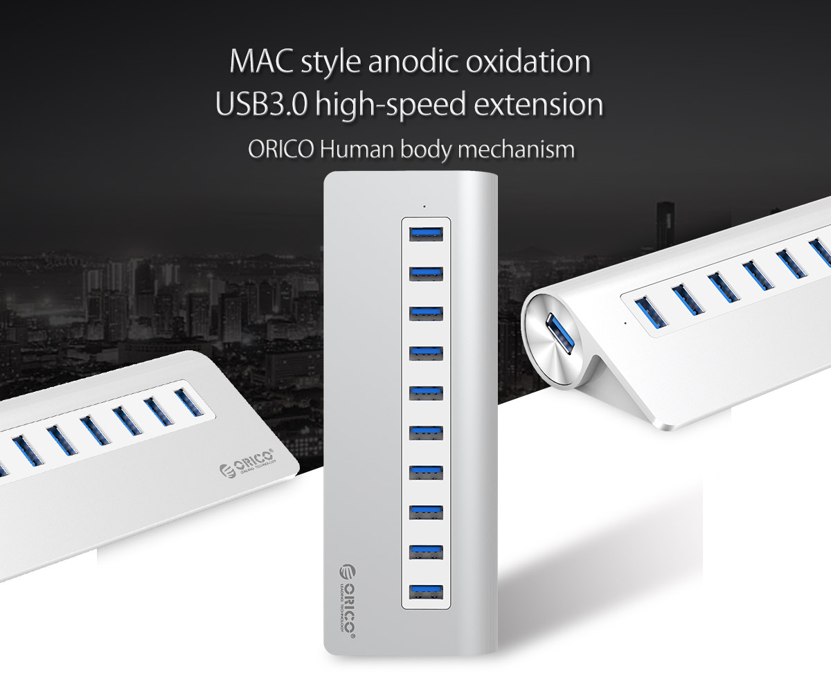 USB3.0 high-speed extension